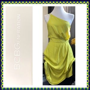 BCBGeneration Cocktail Dress Size 6 Nwt